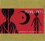 Pochette 2014-10-14: FedExForum, Memphis, TN, USA (Live)