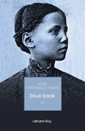 Couverture Blue book