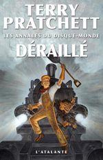 Couverture Déraillé