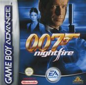 Jaquette 007 : NightFire