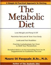 Couverture The Metabolic Diet