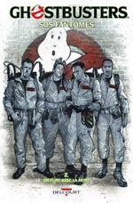 Couverture Un flirt avec la mort - Ghostbusters, tome 2