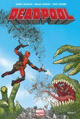 Couverture Deadpool Président ! - Deadpool (2013), tome 1