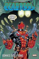 Couverture Deadpool : Bonnes Évolutions