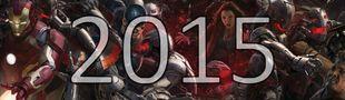 Cover Au cinéma en 2015 : 100 films à surveiller.