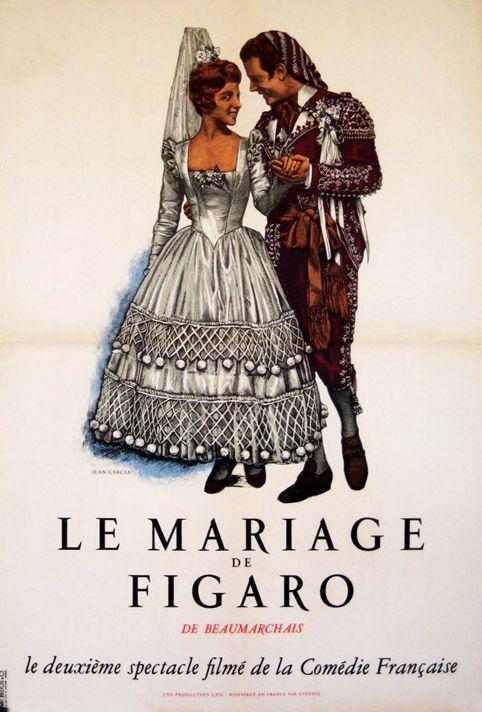 Le Mariage de Figaro , Spectacle (1959) , SensCritique