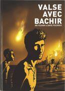 Couverture Valse avec Bachir : La Bande dessinée