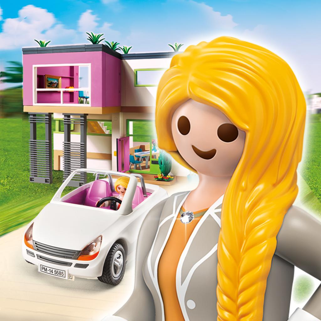 La Maison Moderne Playmobil 2014 Jeu Video Senscritique