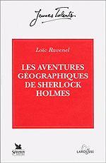 Couverture Les aventures géographiques de Sherlock Holmes