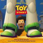 Pochette Toy Story (OST)