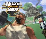 Jaquette Weapon Shop de Omasse
