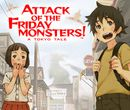 Jaquette Attack of the Friday Monsters! : A Tokyo Tale