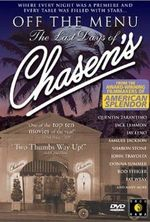 Affiche Off the Menu : The Last Days of Chasen's
