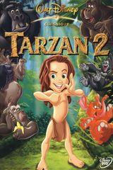 Affiche Tarzan 2 : L'Enfance d'un héros