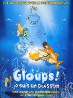 Affiche Gloups ! je suis un poisson