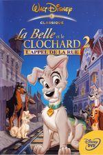 Affiche La Belle et le Clochard 2 : L'Appel de la rue