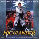 Pochette Highlander: The Immortal Edition (disc 2) (OST)