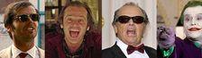 Cover Jack Nicholson en 99 GIFs