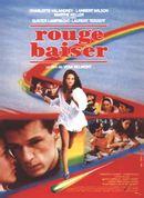Affiche Rouge Baiser
