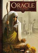Couverture Le Malformé - Oracle, tome 4