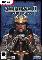 Jaquette Medieval II: Total War