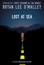 Couverture Lost at Sea