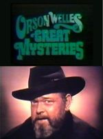 Affiche Les Mystères d'Orson Welles