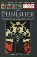 Couverture The Punisher - Bienvenue Frank, tome 2