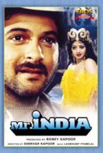 Affiche Mr India