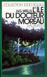 Couverture L'Île du docteur Moreau