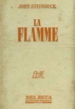 Couverture La Flamme