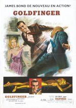 Affiche Goldfinger