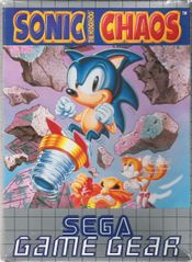 Jaquette Sonic the Hedgehog Chaos