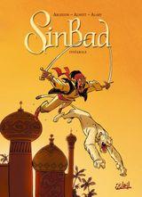 Couverture Sinbad : L'Intégrale