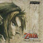 Pochette The Legend of Zelda: Twilight Princess Official Soundtrack (OST)