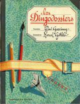 Couverture Les Dingodossiers, tome 1