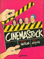 Couverture Cinémastock, tome 1