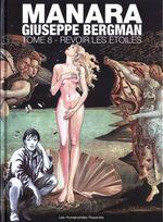 Couverture Revoir les étoiles - Giuseppe Bergman, tome 8