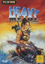 Jaquette Heavy Metal F.A.K.K. 2