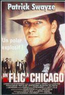 Affiche Un flic à Chicago