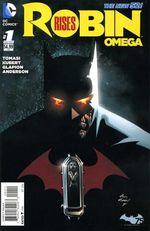 Couverture Robin Rises : Omega