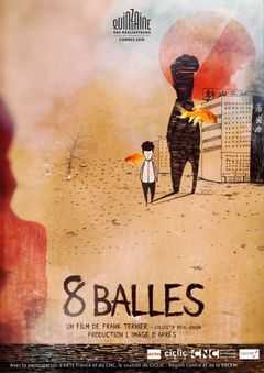 Affiche 8 balles