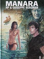 Couverture HP & Giuseppe Bergman : Le Maître de Venise - Giuseppe Bergman, tome 1