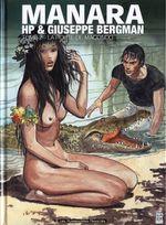 Couverture HP & Giuseppe Bergman : La Route de Macondo - Giuseppe Bergman, tome 2