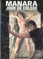 Couverture Jour de colère : La Vierge murée - Giuseppe Bergman, tome 5