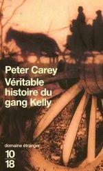 Couverture Véritable histoire du Gang Kelly
