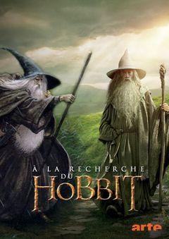 Affiche À la recherche du Hobbit