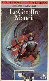 Couverture Le Gouffre maudit - Loup solitaire, tome 4