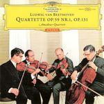 Pochette Quartette op. 59 nr. 1 / Op. 131