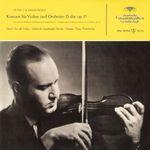 Pochette Tchaikovsky: Violin Concerto / Wieniawski: Études‐Caprices / Sarasate: Navarra